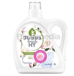 Fresh HY Laundry Detergent Pink Rose 2lit