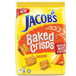 Jacob's Baked Crisps Cheddar 229gm