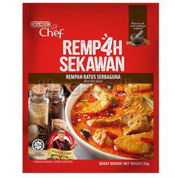 Mamee Chef Rempah 4 Sekawan 25gm