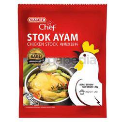 Mamee Chef Chicken Stock 20gm