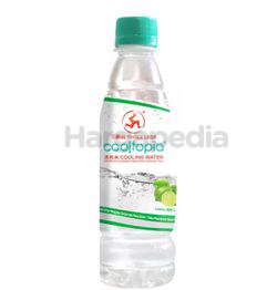 Three Legs Cooltopia Water Lime 320ml