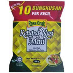Rasa Enak Mini Ketupat Rice 200gm