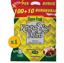 Rasa Enak Mini Ketupat Rice 2.2kg