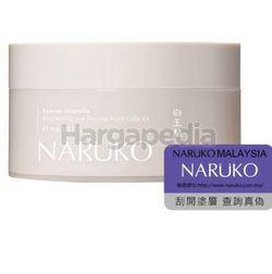 Naruko aiwan Magnolia Brightening And Firming Night Gelly EX 80gm