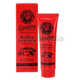 Grand Paw Paw Hand Cream 24 Hours Ultra Restores 75gm