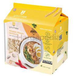 Youmee Penang Prawn Noodles 4x100gm