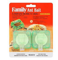Family Ant Bait 2s
