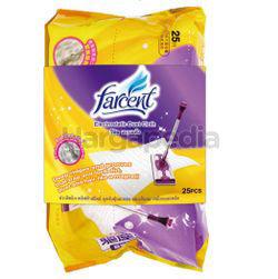Farcent Electrostatic Dust Tissue Mop Refill 25s