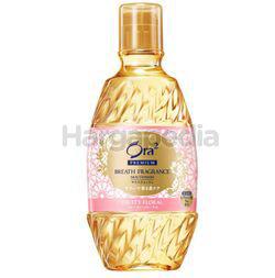 Ora2 Premium Breath Fragrance Mouthwash A Fruity Floral 360ml