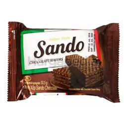 Mayora Sando Wafer Chocolate 53.5gm
