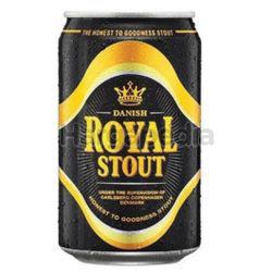 Royal Stout Can Stout 500ml
