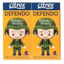 Citrex Defendo 600mg Chewable Grape Juice Flavour 2x60s