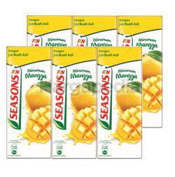 Season Mango Juice 6x250ml