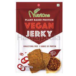 NutriOne Vegan Jerky Hot & Spicy 55gm