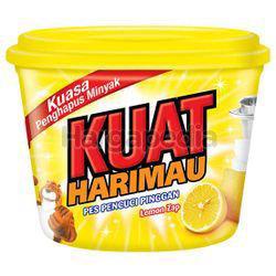 Kuat Harimau Dishwashing Paste Lemon 750gm