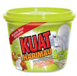 Kuat Harimau Dishwashing Paste Lemongrass 750gm