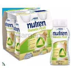 Nestle Nutren Diabetik Plus 4x200ml