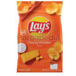 Lay's Cheesy Cheddar 184.2gm