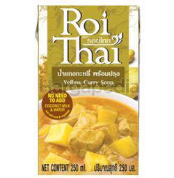 Roi Thai Soup Yellow Curry 250ml