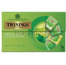 Twinings Green Tea Collection 20x1.7gm