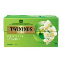 Twinings Green Tea Jasmine Tea Bags 25x1.8gm