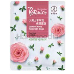 Mentholatum Botanics Damask Rose Hydration Mask 1s