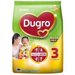 Dugro 3 Chocolate 850gm