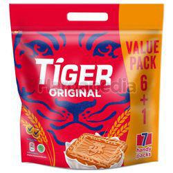 Tiger Biscuit Original (6+1)x58.8gm 411.6gm