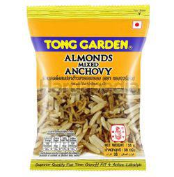 Tong Garden Almond Mixed Anchovy 30gm