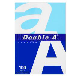 Double A A4 Paper 80gsm 100s