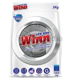 Win Fabri Care Low Suds Powder Detergent 3kg