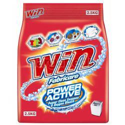 Win Powder Detergent Power Active 2.5kg