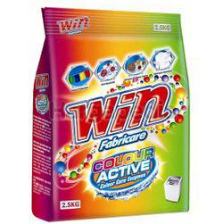 Win Powder Detergent Colour Active 2.5kg