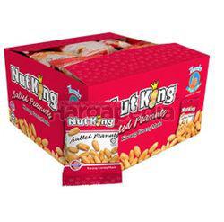 Nut King Salted Peanuts 36x12gm