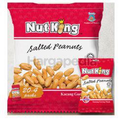 Nut King Salted Peanuts 24x12gm