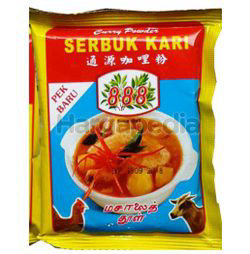 888 Meat Curry Powder 220gm