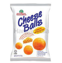 Oriental Cheese Balls Snacks 60gm