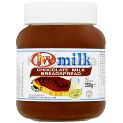 JW Milk Chocolate Spread 350gm