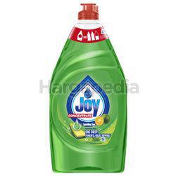 Joy Concentrated Dishwashing Liquid Lime 780ml