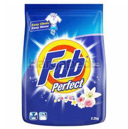Fab Detergent Powder Perfect 2.2kg