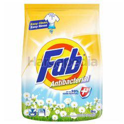 Fab Detergent Powder Anti Bacterial 2kg