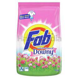 Fab Detergent Powder Freshness of Downy 3.2kg