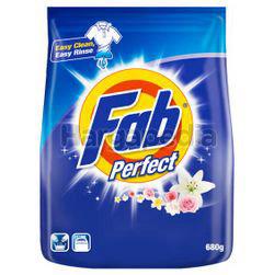 Fab Detergent Powder Perfect 680gm