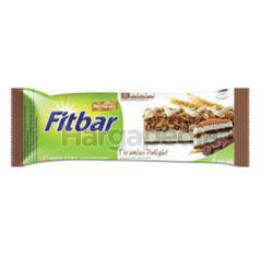 Fitbar Crispy Rice Bar Tiramisu 25gm