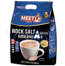 Meet U Rock Salt Himalayasan Coffee 50x16gm