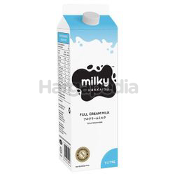 Milky Hokkaido Full Cream Milk 1lit