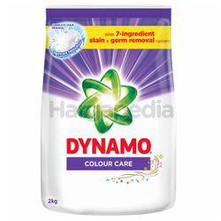 Dynamo Powder Detergent Colour Care 2kg