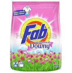 Fab Detergent Powder Freshness of Downy 680gm