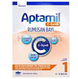 Aptamil Step 1 C-SynB 0-12 Months 600gm
