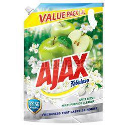 Ajax Fabuloso Floor Cleaner Refill Apple Fresh 1.4lit
